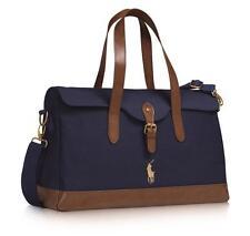 Nouveau Ralph Lauren Polo bleu/week-end/voyage/polyvalent/bureau sac