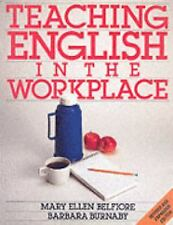 Teaching English in the Workplace