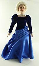 FRANKLIN HEIRLOOM DOLLS 19 Inch Barbara Bush Doll
