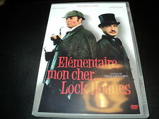 "DVD NEUF ""ELEMENTAIRE MON CHER LOCK HOLMES"" Michael CAINE, Ben KINGSLEY"