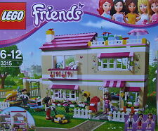 LEGO 3315 Friends Olivia's House