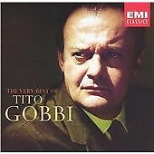2 CDs / The Very Best of Tito Gobbi / EMI  New / Sealed