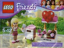 LEGO Friends #30105 - Stephanie's Mailbox - NEW / NEUF - Sealed