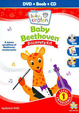 Baby Einstein Baby Beethoven Discovery Kit DVD 2010