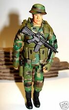 1:18 InToyz Navy Seal Jungle Smith Ranger USMC  BBI 21st Century Unimax Figures