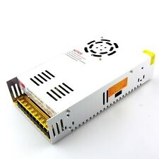 DC 12V 30A 360W Regulated Switching Power Supply for Driver LED Strip Light CCTV