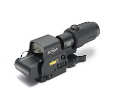 EOTech Holographic Hybrid Sight EXPS3-4, NV Ready + G33 3X Magnifier