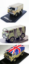 1:43 Land Rover off-road 101 Military Vehicles DieCast Model Figure Sand - 3unti