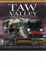 TAW VALLEY on THE ORIENT EXPRESS  Classic Steam Collection DVD 2009