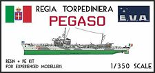Pegaso - WW2 Italian Torpedo Boat 1/350 resin kit