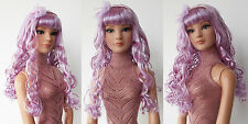 "Sherry Fashion Wig FOR BJD ELLOWYNE Blyth 22"" AMERICAN MODEL TONNER DOLL(1-SAW-1"