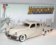 Brooklin BRK 222a, 1948 Tucker 48 (Torpedo), Formneuheit, 1/43, New Mould