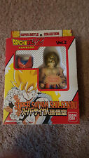 IRWIN BANDAI Dragon Ball Z Super Saiyan Goku Gold Hair BRAND NEW