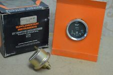 NOS SMITHS 52mm Classic FORD AUSTIN MG MINI Triumph Sunbeam OIL Gauge & Sender