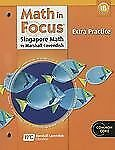 Math in Focus: Singapore Math: Extra Practice, Book B Grade 1, GREAT SOURCE, Goo