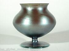 WMF Myra Lüster-Glas Vase ° Aufsatzvase ° art deco art glass ° ikora era