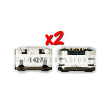 2X Motorola Moto X XT1097 USB Charger Charging Port Dock Connector Repair Part