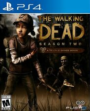(NEW SEALED) PS4 THE WALKING DEAD SEASON TWO PLAYSTATION 4 VIDEO GAME GORE GAMES