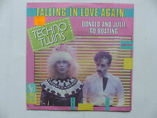TECHNO TWINS Falling in love again 101577