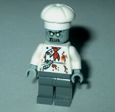 MONSTER FIGHTERS #01 Lego Zombie Chef NEW 10228 Genuine Lego Halloween