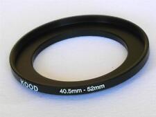 Adaptador paso 40.5mm-52mm anillo de refuerzo 40.5 Mm A 52mm 40.5-52 adaptadores de filtro