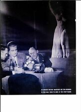Chicago Magicians Too Absorbed in Magic Trick to Look at Strip-Teaser Photo 8x10