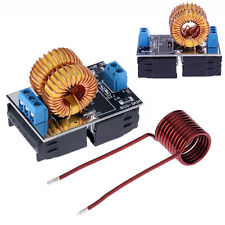 5V-12V Low Voltage ZVS Induction Heating DC Power Module w/ Heater Coil A7B6