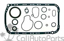 93-01 HONDA PRELUDE DOHC H22A1 H22A4 2.2L 16V ENGINE LOWER OIL PAN GASKET SET