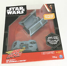 Air Hogs Star Wars Radio Remote Control Zero Gravity TIE X1 Plane Ages 8 New Toy