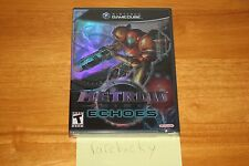 Metroid Prime 2: Echoes (Nintendo Gamecube) NEW SEALED Y-FOLD MINT, RARE!