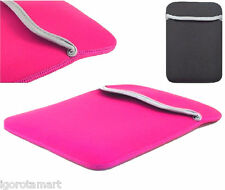 """10."""" 10.2"""" 13"""" 13.5"""" 15"""" 15.6"""" 17"""" 17.3""""  Inch Case PC Laptop Sleeve Pouch Bag"""