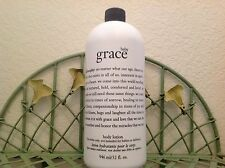 Philosophy Baby Grace Perfumed Body Lotion 32 Oz Super Size With Pump