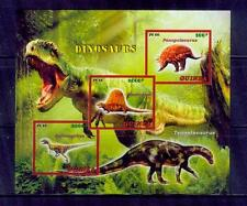 guinea / 2016 dinosaurs series. /good condition