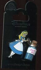 Alice in Wonderland Drink Me Bottle Disney Pin 114594