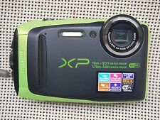 Fujifilm Finepix XP90 - 14.4mp - resistente al agua/a prueba de impactos-WIFI-HD Movie