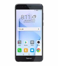 Huawei Honor 8 Dual Camera Unlocked Smartphone 32GB+4GB Midnight Black NEW