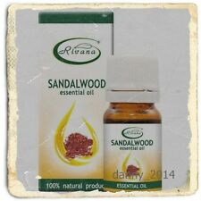 100% Pure Sandalwood - Santalum album oil Premium Natural Essential Oil. FREE D