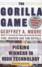 The Gorilla Game: Picking Winners in High Technology, Geoffrey A. Moore, 0887309