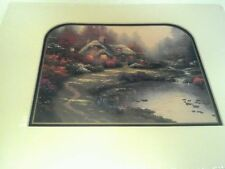 Everett's Cottage Print by Thomas Kinkade in 11 x14 Matte with COA