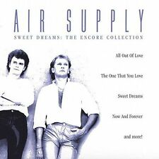FREE US SH (int'l sh=$0-$3) NEW CD Air Supply: Sweet Dreams: Encore Collection