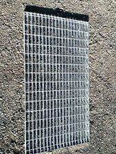 Floor Forge Walkway  Steel Grating  1.500mtr  x 830mm Second Hand 35x3 Flat Bar