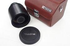 rmc Tokina 8,0 / 500 mm Spiegeltele Objektiv für Minolta MD guter Zustand