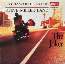"Steve Miller Band - The Joker (Pub Levis) - Vinyl 7"" 45T (Single)"