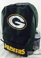 "NFL Green Bay Packers Southpaw 2015 Backpack 18""X11"""