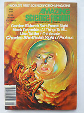 USA Magazine - AMAZING SCIENCE FICTION STORIES May 1978