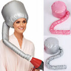 Portable Soft Hair Drying Cap Bonnet Hood Hat Blow Dryer Attachment Curlformers