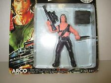 RAMBO PENCIL TOP ERASER By Arco in 1986 No. 841 (Sylvester Stallone)