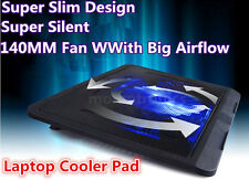 NEW FAN LAPTOP COOLING STAND PAD USB NETBOOK NOTEBOOK SLIM ULTRA N19 COOLER MAT