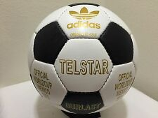 adidas Telstar Soccer Ball Mexico 1970 WC LIMITED EDITION BRAZIL PELE Size 5
