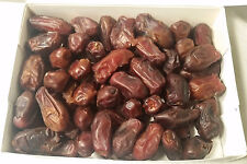 Delicious KHUDRI DATES Saudi Arabia Heart Healthy Fiber snack 800gm Vegan Box